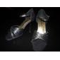 souliers de satin de danse latines supérieurs / salle de bal chaussures pour femmes