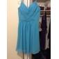 BREEZY - Kleid für Brautjungfer aus Chiffon