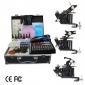 Shader and Liner Tattoo Kit with Aluminum Carrying Case  (Limited Special Offer)