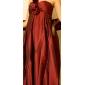 JOLENE - Kleid für Hochzeitsfeier und Brautjungfer aus Tafft