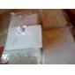 Elegant Style Folded Wedding Invitation With Ribbon Bow (Set of 50)