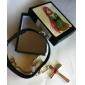 Smycken Inspirerad av Vampire Knight Cosplay Animé Cosplay Accessoarer Halsband Svart Legering / PU Läder Man
