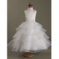 GRAND RAPIDS - Robe de Communion Organza Satin