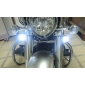 Mega 55-led suporte para bicicleta luz 3xAA