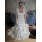 Lanting Bride® Balkjole Petit / Plus Størrelser Brudekjole - Klassisk og tidsløs / Elegant og luksuriøsBryllupskjoler med Sjal / Vintage