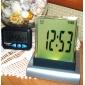 7 LED Digital Alarm ur Kalender og Termometer(GD-0718)