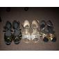 satin övre dansskor balsal moderna skor för kvinnor