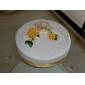 gâteau toppers gâteau de cristaux de fanes - cardiaques