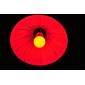 E27 10W RGB Ljus Fjärrstyrd LED-Bollampa (85-265V)