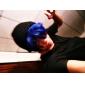 Cosplay Peruker Vocaloid Kaito Blå Kort Animé/ Videospel Cosplay Peruker 32 CM Värmebeständigt Fiber Man