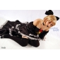 Imitation Black Kagamine Ren Cosplay Costume