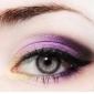 Palette Cosmétique pour Maquillage des Yeux 3 en 1, 120 Couleurs professionnelles éclatantes, mattes et scintillantes.