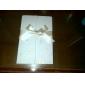 Drie-voudige Vouw 50 Stuk/Set Uitnodigingskaarten Uitnodigingen van het Huwelijk Niet-gepersonaliseerde