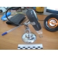 DigiMicro 1.3mp 200x zoom numérique Microscope USB avec 8-éclairage LED