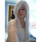 Perruques de Cosplay Cosplay Jiang Lihua Blanc Long Anime Perruques de Cosplay 80 CM Fibre résistante à la chaleur Féminin
