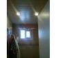 4W GX53 Spot LED 25 SMD 5050 260 lm Blanc Chaud AC 100-240 V