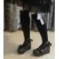 Șosete/ciorapi Clasic/Traditional Lolita lolita lolita Negru Alb Lolita Accesorii Șosete Dantelă Pentru Bumbac