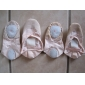 duk övre dansskor balsal balettskor för kvinnor / barn fler färger