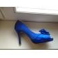 DEIANIRA - Højhælede sko Bryllup Satin