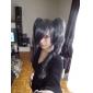 Perruques de Cosplay Black Butler Ciel Phantomhive Violet Moyen Anime Perruques de Cosplay 70 CM Fibre résistante à la chaleur Féminin