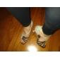 sfavillante scintillio / velluto superiore scarpe da ballo scarpe da ballo latino per le donne più colori