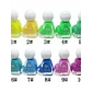 Top Coat Luminous Cute Nail Polish (6ml,1 Bottle)