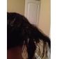 16 tommer brazilian bølget hår væve hår forlængelse