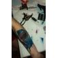 2 gietijzeren tattoo gun kit met lcd voeding