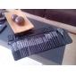32pcs nuovo pelo di capra professionista nero manico del pennello trucco con il caso libero