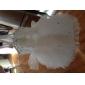 A-line/Ball Gown/Princess Knee-length Flower Girl Dress - Chiffon/Lace/Satin/Tulle Sleeveless