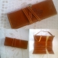 Twilight - Pennfodral i Läder (brun)