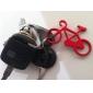 Cute Bicycle Shape Key Chain