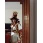 Costumes de Cosplay Costumes de carrière Fête / Célébration Déguisement d'Halloween Blanc Mosaïque Manteau Robe Cache-col Chapeau