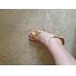Scarpe da ballo - Non personalizzabile - Donna - Sala da ballo / Latinoamericano / Salsa - Stiletto - Satin - Oro