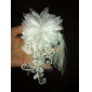Women's Satin/Lace Headpiece - Wedding/Special Occasion Fascinators