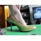 MAGDALENA - Højhælede sko Funklende Glitter Kunstlæder
