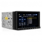 7-inch 2 Din TFT Screen In-Dash Car DVD Player With RDS