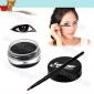 Eyeliner Crème Etanches Naturel Noir Yeux 1