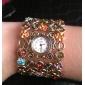 Artemis - Women's Watch Bohemian Fashionable Flower Bracelet