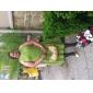 A-linjainen polvipituinen sifonki morsiusneidon- /juhlapuku