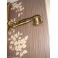 5.3Dx17.6Lcm Round Handheld Brass Showerhead(Antique Brass Finish)