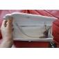Satin With Crystal/Rhinestone Wedding/Evening Handbag/Clutch