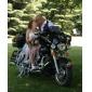 ADA - kjole til brudekjoler i organza og blonde