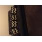 klassiska vågig linje bomull / linne dekorativa örngott