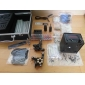 2 Cast Iron Tattoo Gun Kit with LCD Power