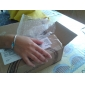österrikiska kristall med verklig platina mot allergi damer armband glassko (fler färger)