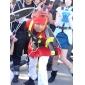 cosplay peruk inspirerad av svärd konst på nätet Hirata Hiroaki