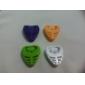 alice - plástico en forma de corazón (a010b) recoge holder/6-pack (color al azar)