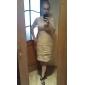 URIT - Vestido de Madrina de Gasa