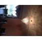 Lumière pendentif en cristal 8-lumières